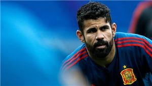 'Trai hư' Diego Costa giờ đã là người đàn ông của gia đình