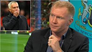 Paul Scholes: 'Đến cả Messi cũng sẽ chật vật nếu chơi cho M.U'