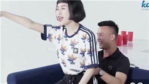 'Hot boy' U19 Việt Nam bị chỉ trích dữ dội vì diễn cảnh nóng trong gameshow