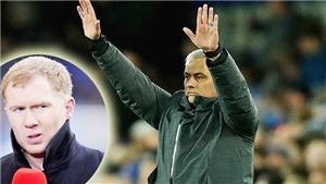 Scholes: 'Mourinho không kiểm soát được cái miệng của mình, là nỗi xấu hổ của M.U'