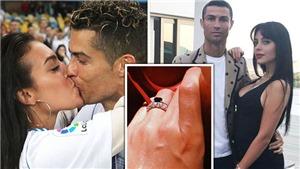 Vì sao Cristiano Ronaldo vội cưới bạn gái Georgina Rodriguez?
