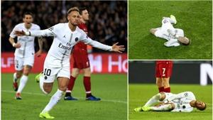 Neymar đi vào lịch sử Champions League trong ngày bị chỉ trích dữ dội vì... ăn vạ