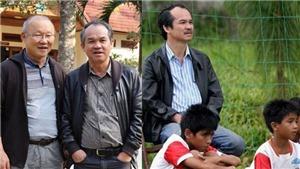 CĐV cảm ơn bầu Đức, người đưa HLV Park Hang Seo đến với bóng đá Việt Nam