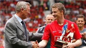 Chính Sir Alex Ferguson đã đưa Solskjaer trở lại M.U