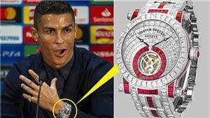 Thú chơi đồng hồ xa xỉ của Ronaldo, Messi, Paul Pogba