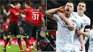 CẬP NHẬT sáng 30/1: M.U đứt mạch thắng, Man City thua sốc. PSG nổ 'bom tấn'. Arsenal mượn được Denis Suarez