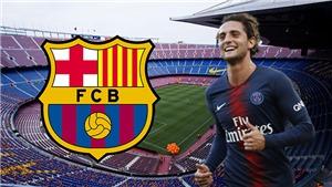 NÓNG: Barca chiêu mộ thành công Adrien Rabiot mà không mất một xu