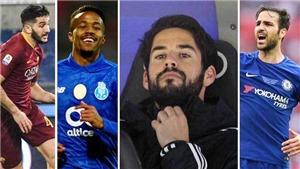 CHUYỂN NHƯỢNG 8/1: M.U mua được hậu vệ giá rẻ. Ronaldo nhận đề nghị khủng. Fabregas rời Chelsea