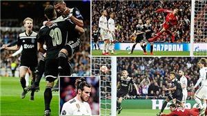 CẬP NHẬT sáng 6/3: Thua thảm Ajax, Real thành cựu vương. M.U đem 8 cầu thủ Học viện đấu PSG