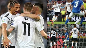 CẬP NHẬT sáng 12/6: Đức, Pháp thắng đậm. Lukaku lập cú đúp. Lampard sắp làm HLV Chelsea