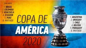 Hé lộ đại diện bóng đá Đông Nam Á tham dự Copa America 2020