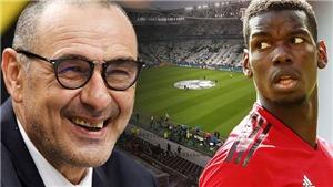MU bị sốc: Pogba gọi điện cho HLV Sarri xin được đến Juventus?