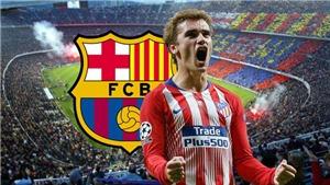 Chuyển nhượng Barca: Đạt được thỏa thuận, Barca kích nổ 'bom tấn' Griezmann, ra mắt ngày 4/7