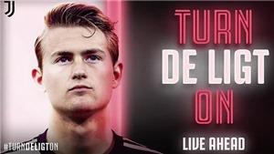 Bóng đá hôm nay 18/7: Juve chính thức ra mắt De Ligt, MU níu giữ Pogba, Arsenal mua sao Real