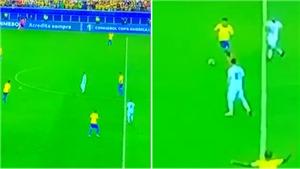 Copa America 2019: Messi chán không buồn tranh chấp bóng với cầu thủ Brazil?