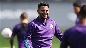 Man City: Mahrez trở lại sau 'sự cố doping', Sane nghỉ 6 đến 7 tháng