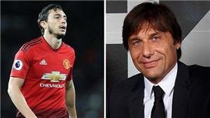 Fan MU gọi Conte là huyền thoại vì liên tiếp đón 'chân gỗ' từ Old Trafford
