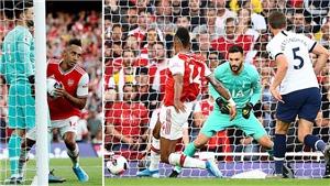 Bóng đá hôm nay 2/9: Arsenal hòa kịch tính với Tottenham. Lukaku tiếp tục 'nổ súng'. Matic bật thầy ở MU