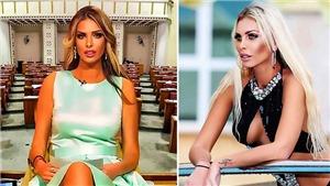 Chân dung cựu người mẫu Playboy tranh cử Tổng thống Croatia