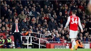"""Arsenal: Lacazette """"like mạnh"""" dòng trạng thái các fan đòi sa thải Emery"""