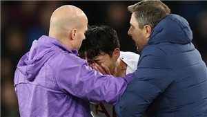 Son Heung Min khóc suốt ở phòng thay đồ, không dám ngẩng đầu sau khi làm Gomes gẫy chân