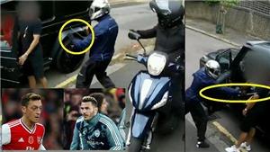 Cảnh sát công bố video Sead Kolasinac tay không chống trả tên cướp có vũ khí
