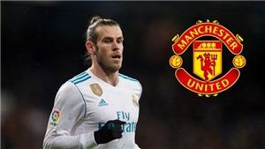 Tin bóng đá MU 23/11: Gareth Bale chọn đến MU. Ngừng theo đuổi mục tiêu 75 triệu bảng