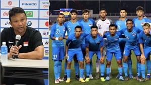Chưa đá với U22 Việt Nam, HLV Singapore đã tuyên bố 'buông' SEA Games