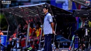 HLV U22 Thái Lan nói gì sau khi trực tiếp chứng kiến U22 Việt Nam đánh bại U22 Indonesia?