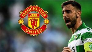 CHUYỂN NHƯỢNG 11/1: MU đã rất gần 'bom tấn' Fernandes. Napoli đồng ý bán Koulibaly cho MU