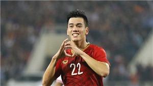 Tiến Linh trả lời phỏng vấn AFC: 'Tham vọng của tôi là cùng Việt Nam dự World Cup'