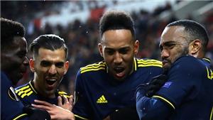 Olympiakos 0-1 Arsenal: Lacazette giúp Pháo thủ giành lợi thế trên đất Hy Lạp