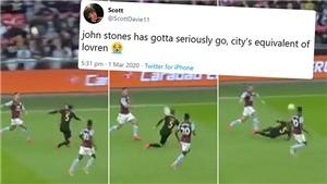 CĐV Man City so sánh John Stones với Phil Jones của MU
