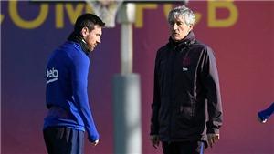 BÓNG ĐÁ HÔM NAY 15/5: Sếp MU đích thân sang Đức tuyển tiền đạo. Messi nói về hiểu lầm với HLV Barca