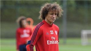 Arsenal bị chỉ trích vì mất 24 triệu bảng cho 1 năm sử dụng David Luiz