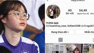 Sau status tâm trạng, bạn gái Quang Hải đáp trả antifan giữa đêm