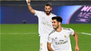 Video clip highlights Real Madrid 3-0 Valencia: Benzema giúp Real bám sát Barcelona