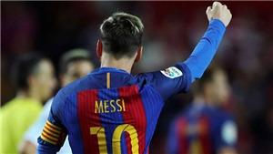 Messi đã 'trút giận' như thế nào khi Ronaldo giành Quả bóng Vàng 2016?