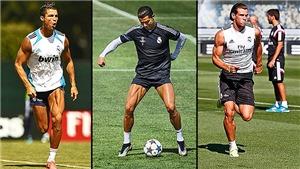 Gareth Bale hay Cristiano Ronaldo có số tiền bảo hiểm đôi chân đắt hơn?