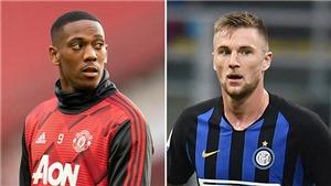 CHUYỂN NHƯỢNG 16/7: Inter đề xuất đổi người với MU. Chelsea mua được thủ môn mới
