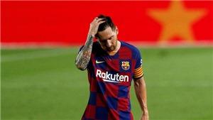 Video clip Barcelona 1-2 Osasuna: Barca gục ngã trong ngày Real đăng quang Liga