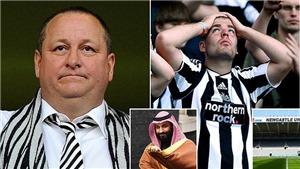 Ngoại hạng Anh: Tỷ phú Ả Rập bất ngờ rút lui khỏi thương vụ mua lại Newcastle