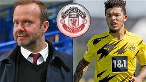 Chuyển nhượng bóng đá Anh 11/8: MU thất vọng vụ Sancho. Liverpool đón tân binh đầu tiên