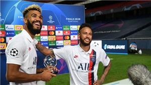 HÀI HƯỚC: Neymar và đồng đội trao danh hiệu Cầu thủ hay nhất trận