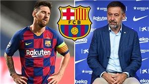 Chuyển nhượng Liga 29/8: Barcelona từ chối thương thảo với Messi. Chọn Immobile thay Suarez