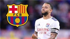 Barca bất ngờ từ bỏ Depay vì… thiếu tiền