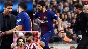 Suarez vs Simeone sẽ khiến Atletico trở nên đáng sợ?