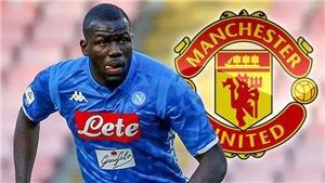 Chuyển nhượng bóng đá Anh: MU chính thức hỏi mua Koulibaly. Arsenal bán Bellerin cho PSG