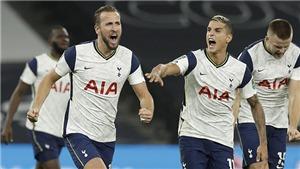 Tottenham 1-1 Chelsea (penalty 5-4): Tottenham vào tứ kết cúp Liên đoàn sau loạt đấu súng