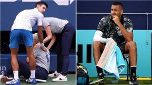 Kyrgios: 'Nếu tôi là Djokovic thì bị cấm 5, 10 hay 20 năm?'